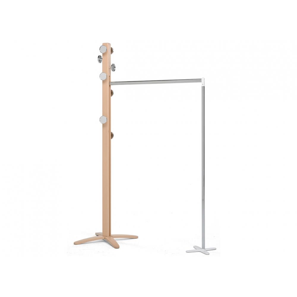 Barra estensibile fino a 80 cm